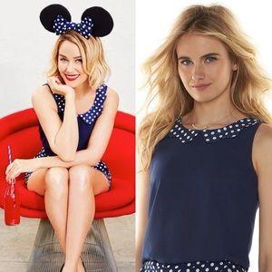 Lauren Conrad's Minnie Mouse Polka-Dot Top